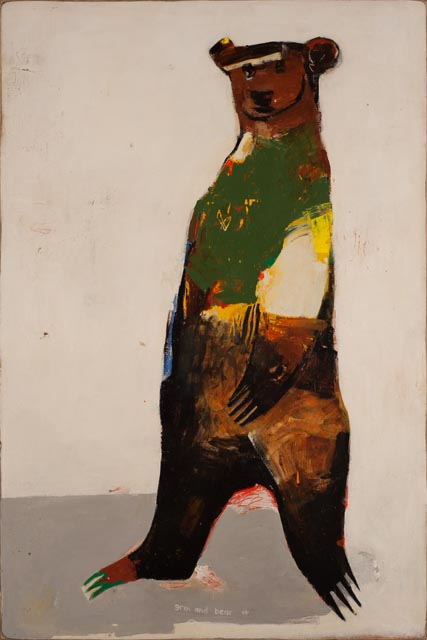Grin and Bear It - 36x24