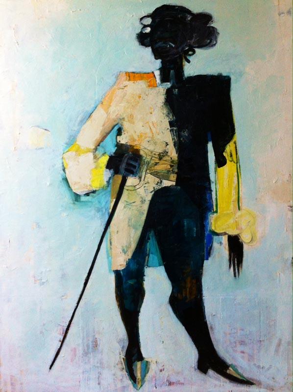 artist Constance Bachmann