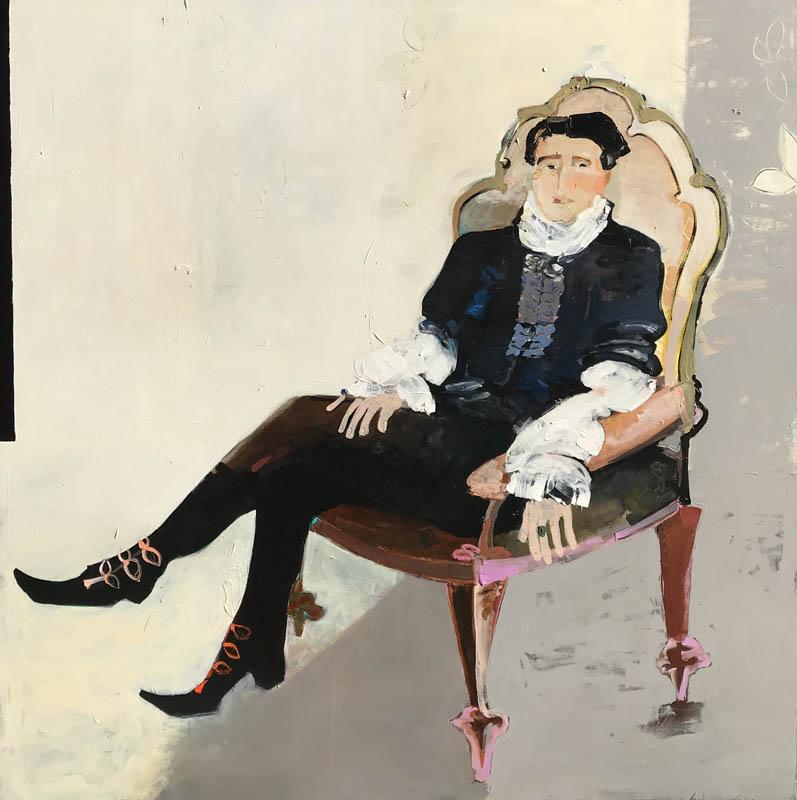 Constance Bachmann artist